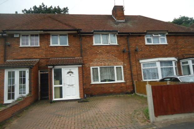 3 Bedrooms Terraced House for sale in Wicklow Drive, North Evington, Leicester, LE5