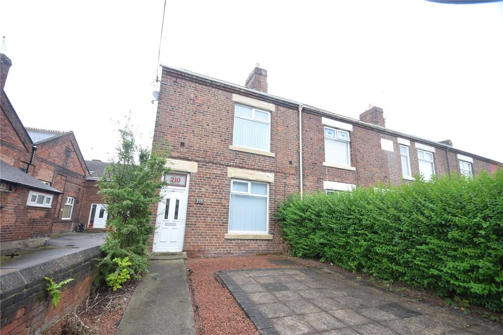 3 Bedrooms End Of Terrace House for sale in Station Road, Seaham, Co.Durham, SR7