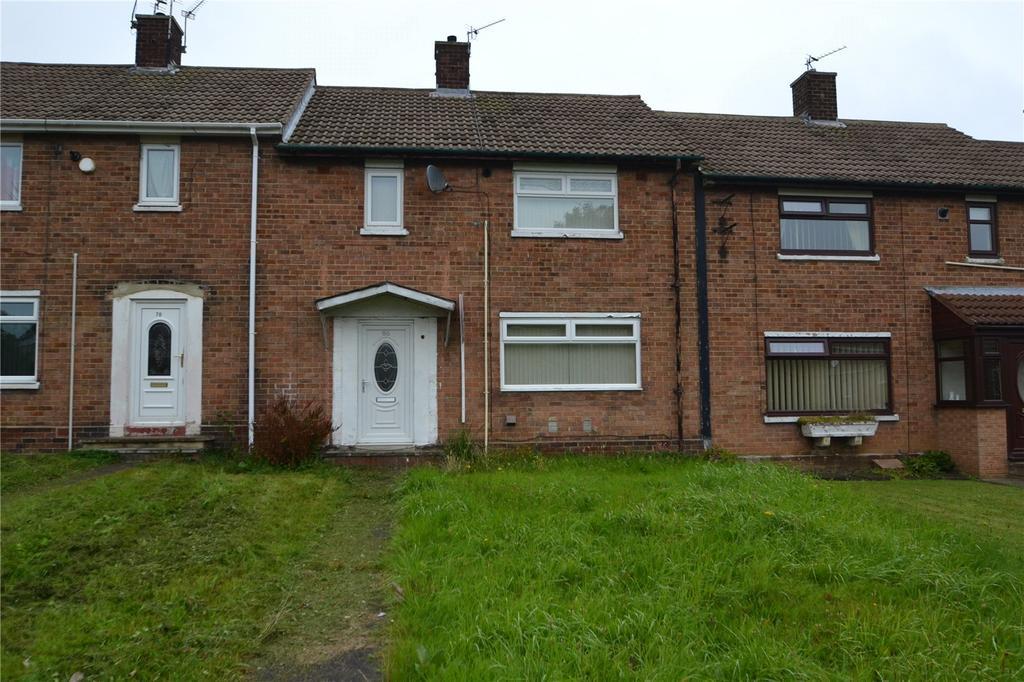 3 Bedrooms Terraced House for sale in Beverley Way, Peterlee, Co.Durham, SR8