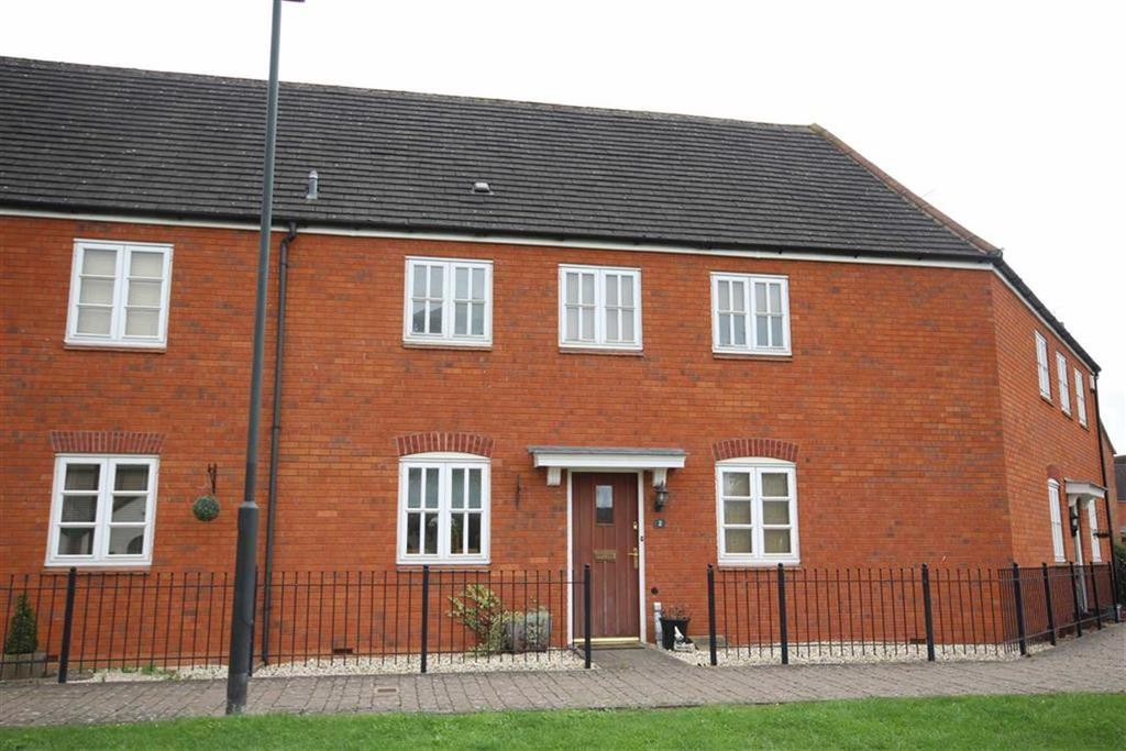 3 Bedrooms Terraced House for sale in Bristow Cottages, Walton Cardiff, Tewkesbury, Gloucestershire