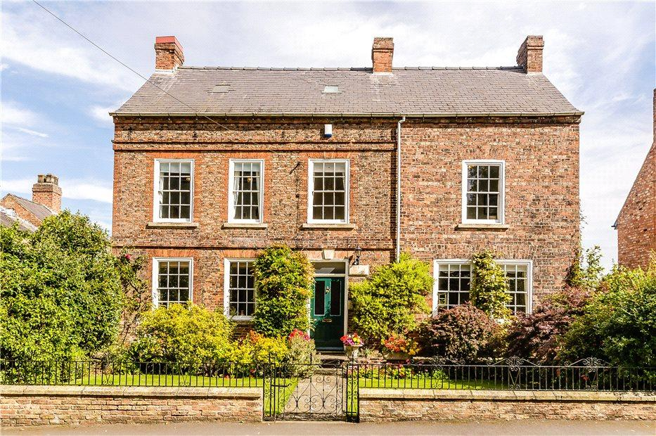 5 Bedrooms Detached House for sale in Bilbrough, Near York, YO23