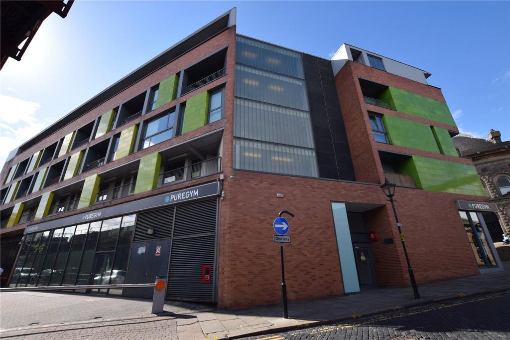 2 Bedrooms Apartment Flat for sale in Crown Street Buildings, 2 Crown Street, Leeds, West Yorkshire, LS2