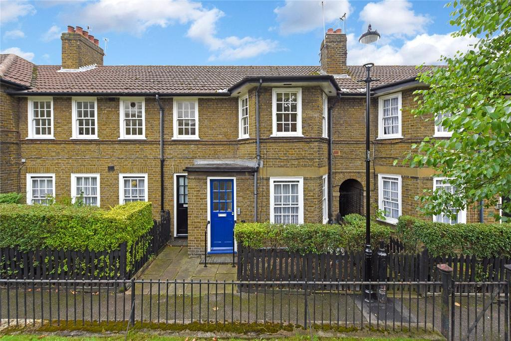 3 Bedrooms Maisonette Flat for sale in Barlby Road, London, W10