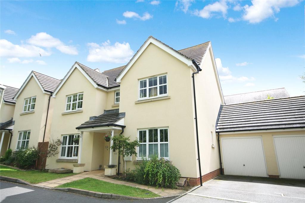4 Bedrooms Detached House for sale in Goodrich Road, Cheltenham, GL52