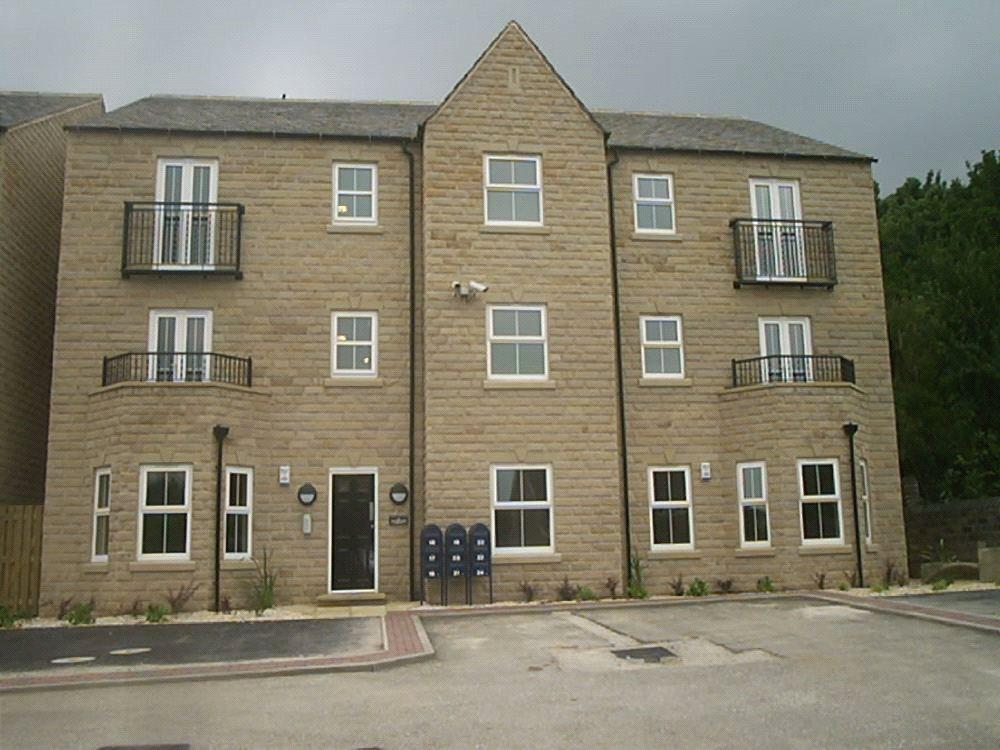 2 Bedrooms Apartment Flat for sale in Old School Gardens, Woodhead Road, Lockwood, Huddersfield, HD4