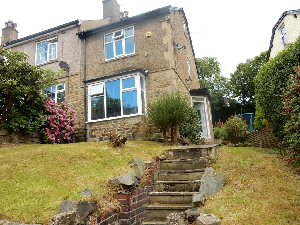 2 Bedrooms End Of Terrace House for sale in Cowcliffe Hill Road, Fixby, Huddersfield, HD2