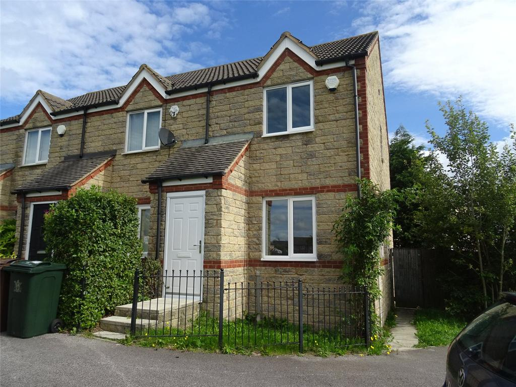 2 Bedrooms End Of Terrace House for sale in Bierley House Avenue, Bradford, West Yorkshire, BD4