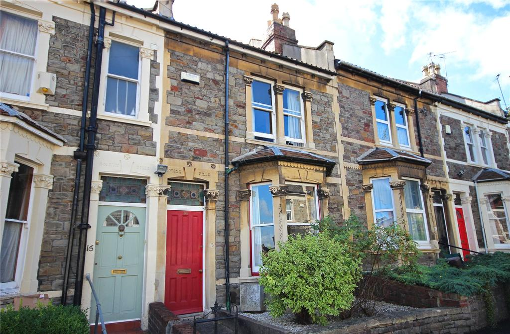 3 Bedrooms Terraced House for sale in York Avenue, Ashley Down, Bristol, BS7