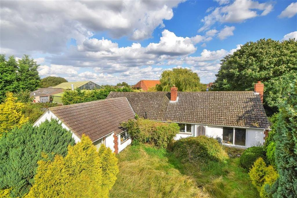 4 Bedrooms Detached Bungalow for sale in Cliff Road, Wellingore, Lincoln, Lincolnshire