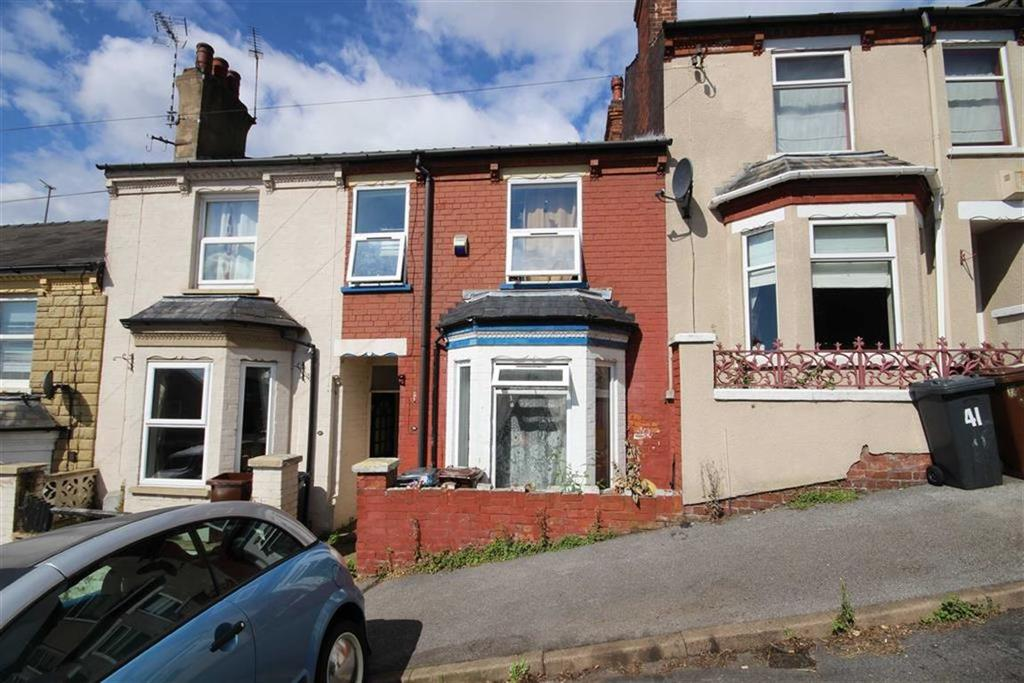 3 Bedrooms Terraced House for sale in Fairfield Street, Lincoln, Lincolnshire