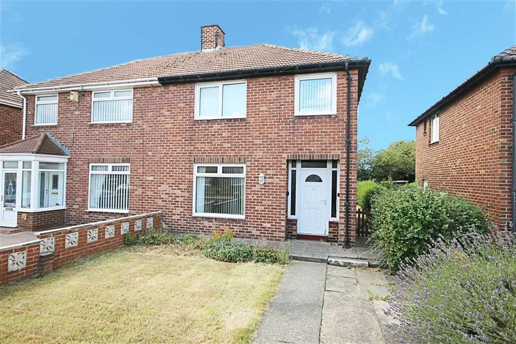3 Bedrooms Semi Detached House for sale in West Drive, Cleadon, Tyne And Wear