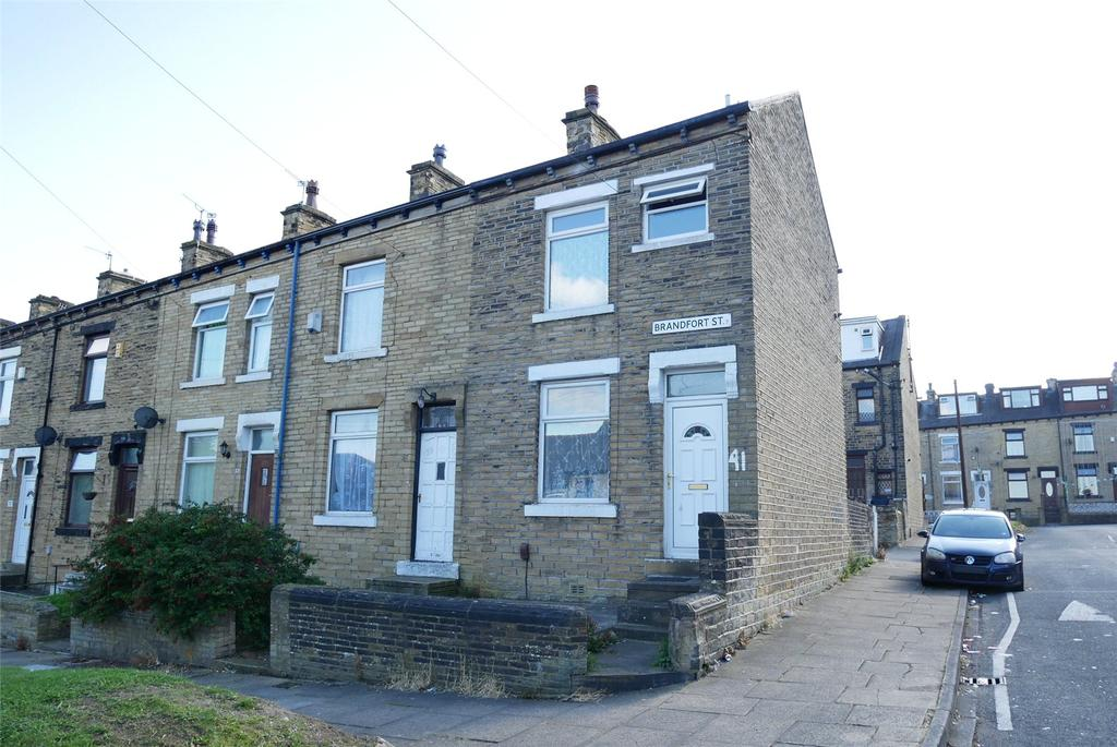 2 Bedrooms Terraced House for sale in Brandford Street, Bradford, West Yorkshire, BD7