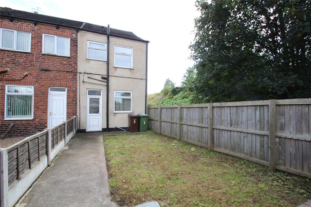 2 Bedrooms End Of Terrace House for sale in New Street, Castleford, WF10