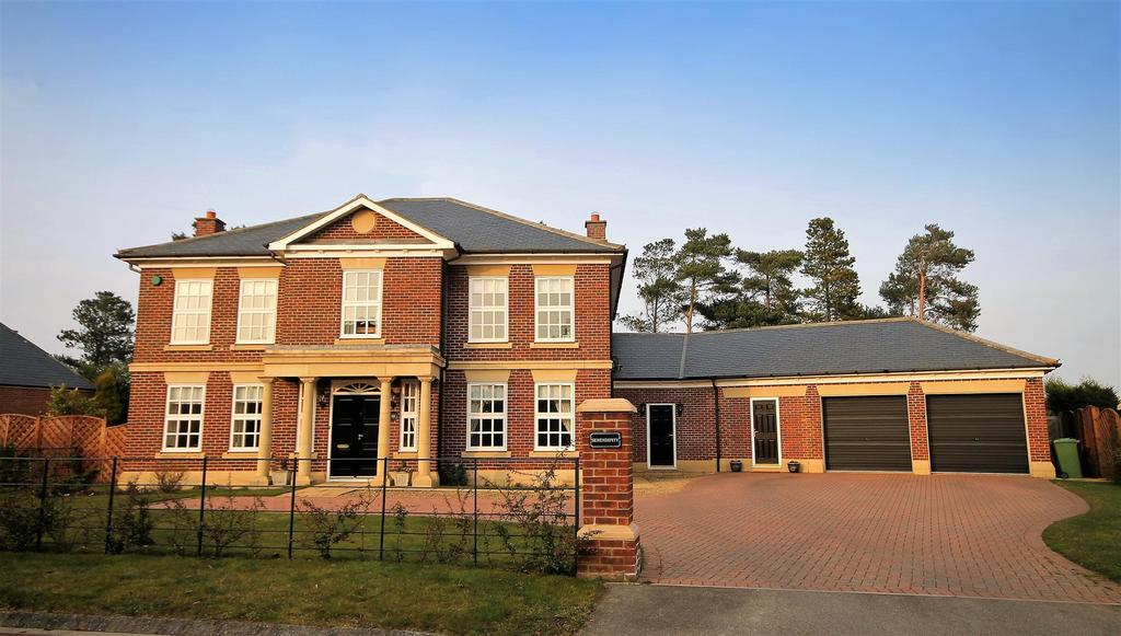 5 Bedrooms Detached House for sale in Gunners Vale, Wynyard, Billingham