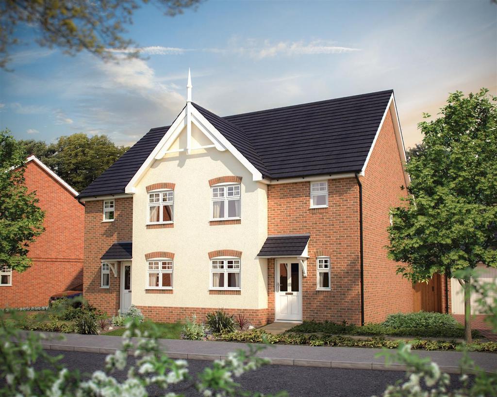 3 Bedrooms Semi Detached House for sale in Burfield Grange, Hellingly, Hailsham