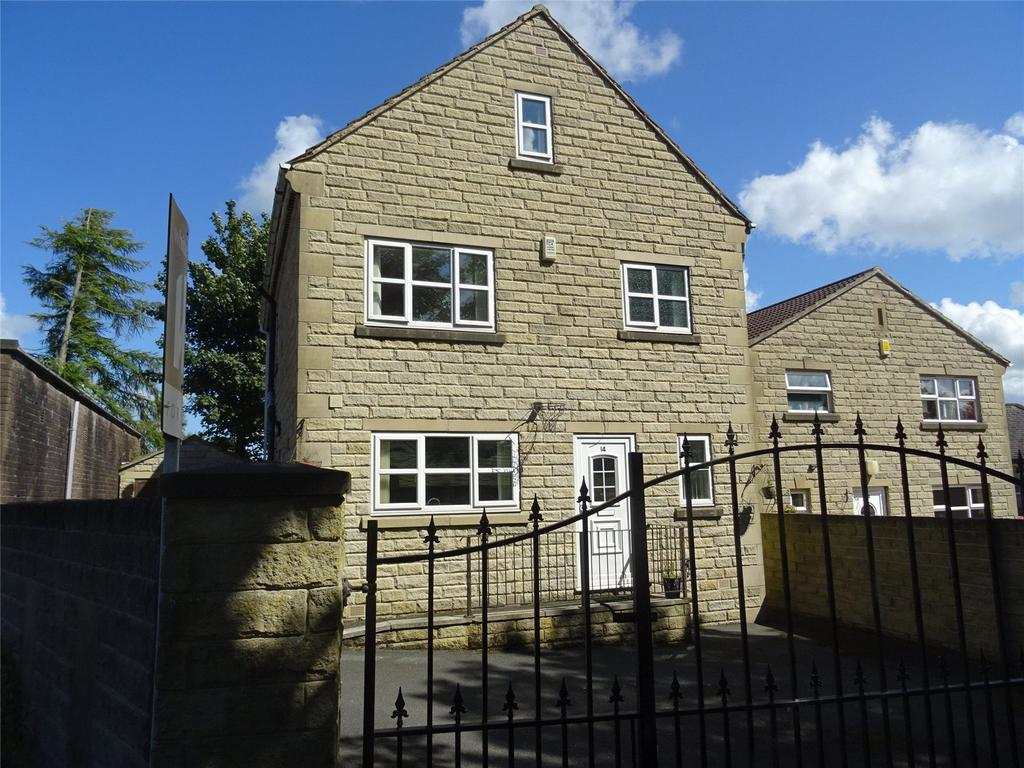5 Bedrooms Detached House for sale in Moorside, Daisy Hill, Bradford, West Yorkshire, BD9