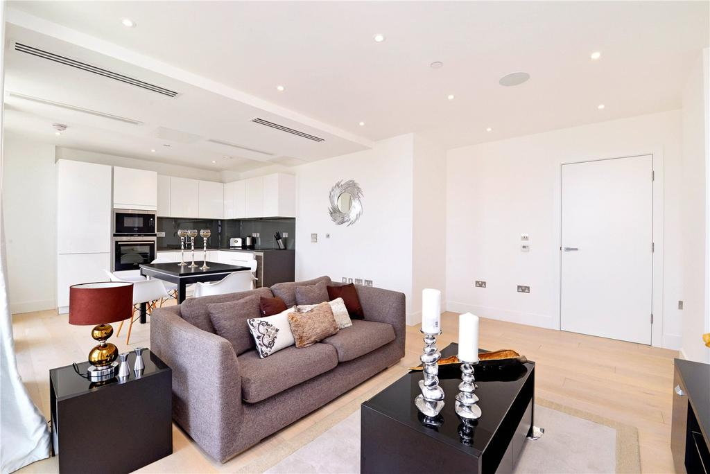 1 Bedroom Flat for sale in Westbourne Apartments, Fulham Riverside, Fulham, SW6