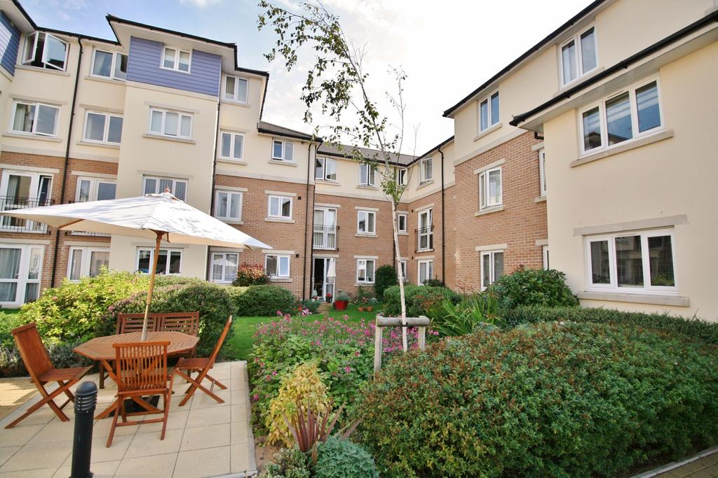 1 Bedroom Retirement Property for sale in Summerson Lodge, Alverstone Road, Southsea