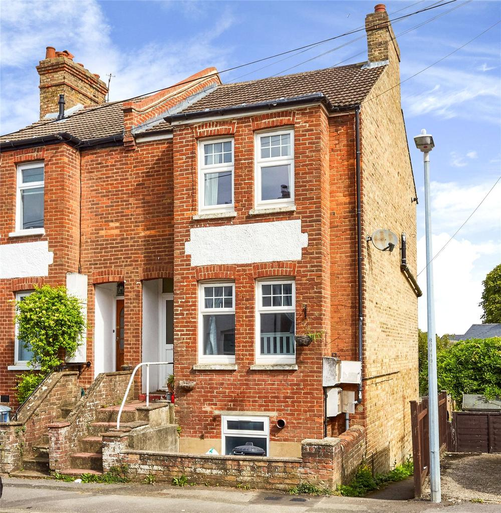 2 Bedrooms Flat for sale in Buckhurst Avenue, Sevenoaks, Kent, TN13