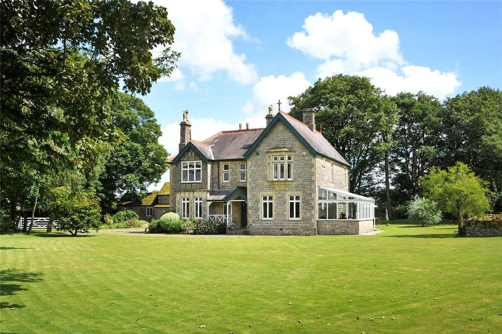 5 Bedrooms Detached House for sale in Ston Easton, Nr Bath, Somerset, BA3