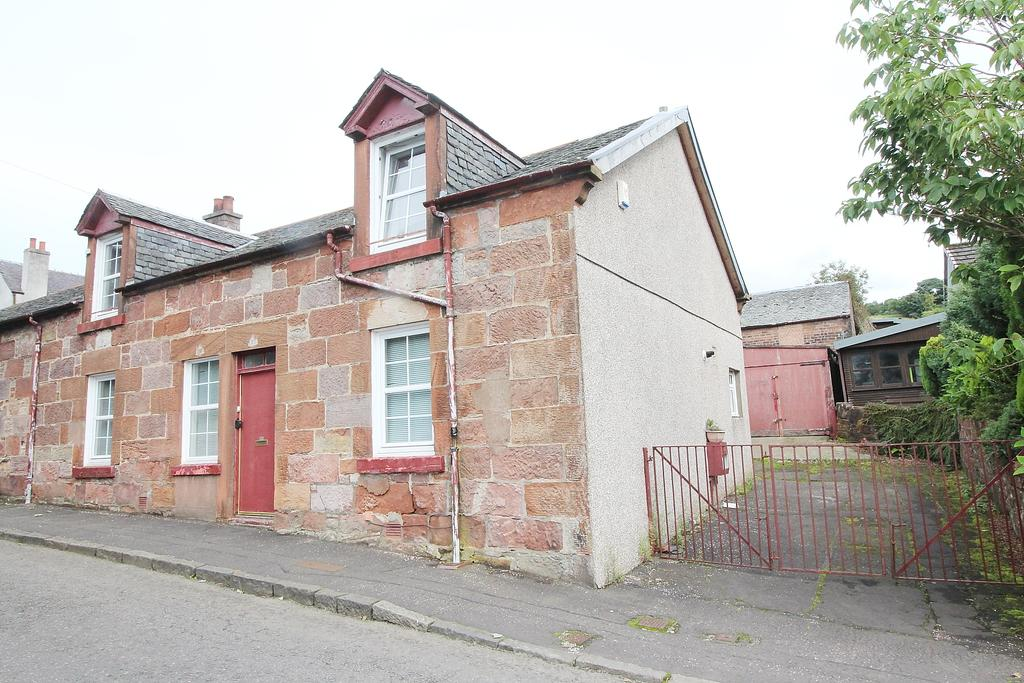 4 Bedrooms Semi Detached House for sale in HILLBANK STREET, BONHILL, ALEXANDRIA G83