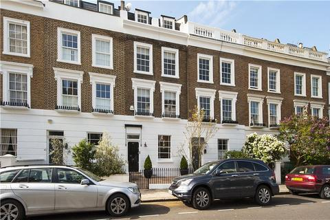 3 bedroom terraced house to rent - Artesian Road, Notting Hill, London, W2