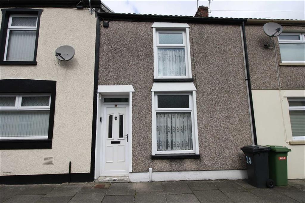 2 Bedrooms Terraced House for sale in Oak Street, Aberdare, Mid Glamorgan