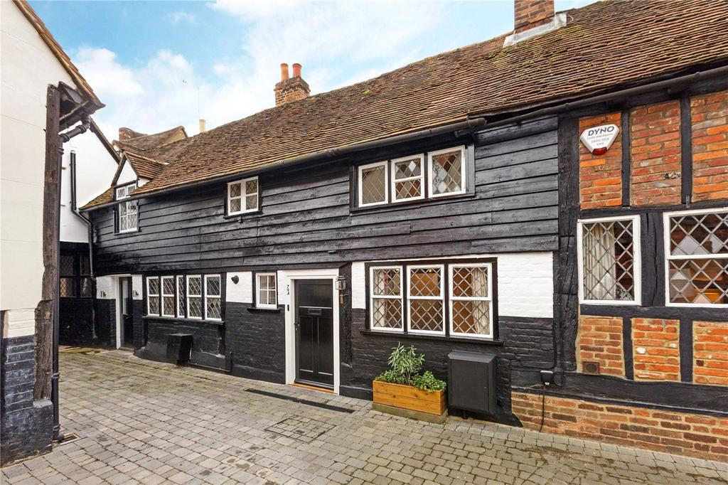 3 Bedrooms Flat for sale in Bell Street, Henley-on-Thames, Oxfordshire, RG9