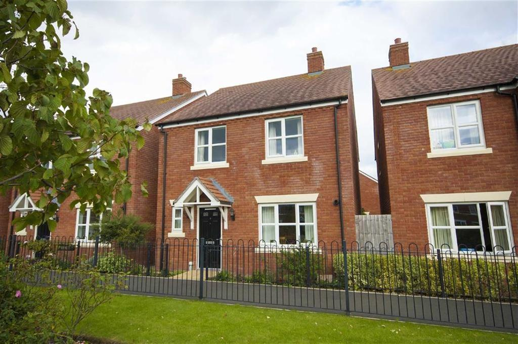 4 Bedrooms Detached House for sale in Maple Court, Copthorne, Shrewsbury, Shropshire