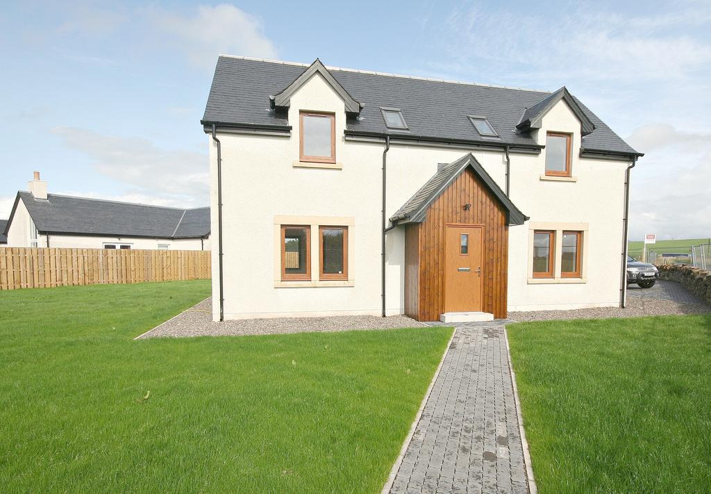 3 Bedrooms Detached Villa House for sale in Sauchenford Holdings, Near Stirling FK7