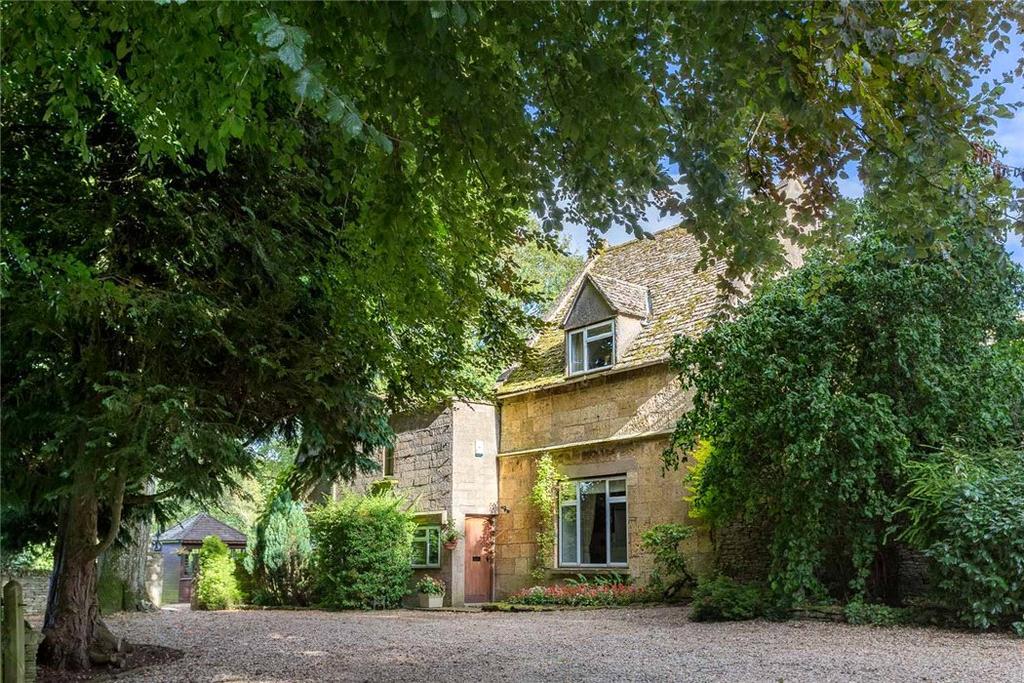 4 Bedrooms Detached House for sale in Sevenhampton, Cheltenham, GL54