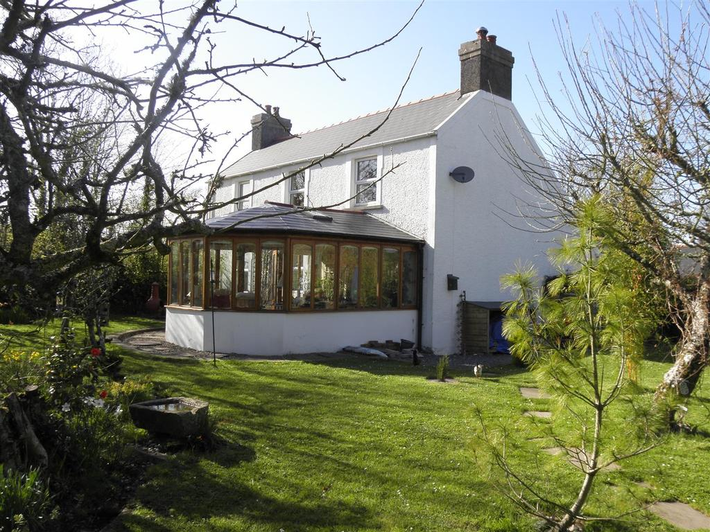 3 Bedrooms Cottage House for sale in Little Milford, Pembrokeshire