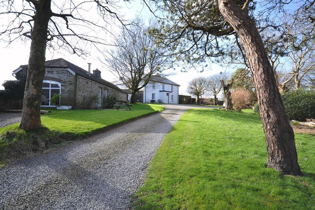 10 Bedrooms Detached House for sale in Mathry, Haverfordwest