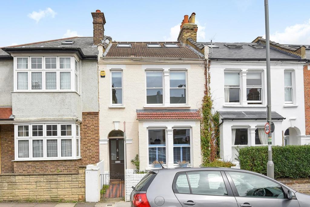 4 Bedrooms Terraced House for sale in Sellincourt Road, Tooting