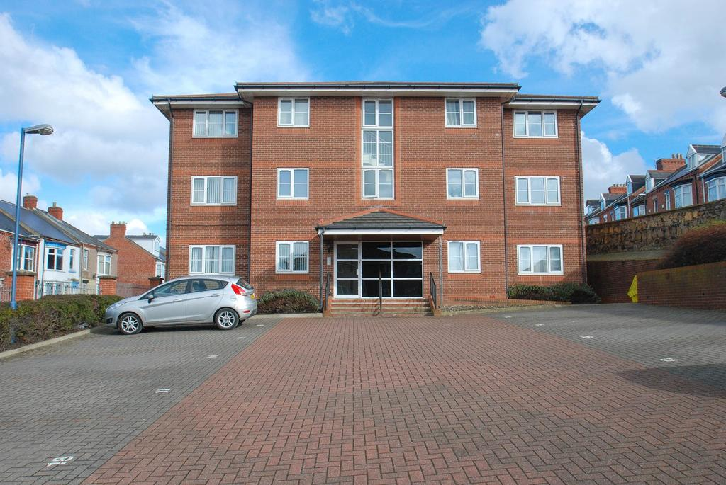 2 Bedrooms Flat for sale in The Bridges, South Shields