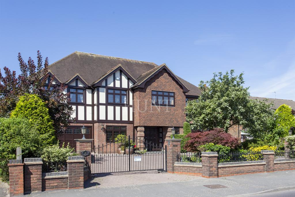 4 Bedrooms Detached House for rent in Hainault Road, Chigwell IG7