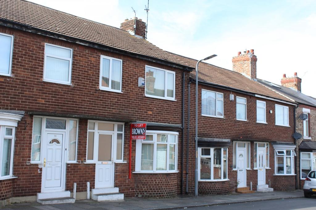 3 Bedrooms Terraced House for sale in Benson Street, Norton, TS20