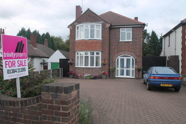4 Bedrooms Detached House for sale in High Street, Pensnett, Brierley Hill, DY5