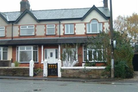 3 bedroom end of terrace house to rent - Church Road, Northwich