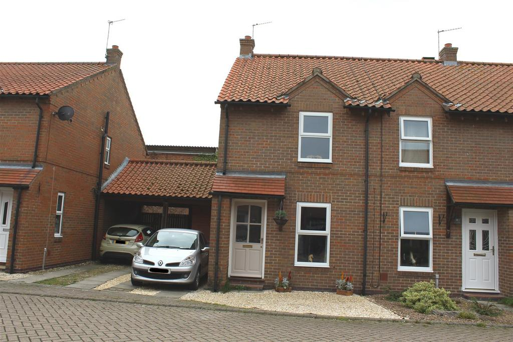 2 Bedrooms Town House for sale in Southfield Park, Market Weighton, York