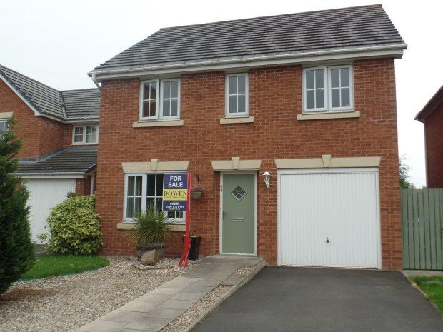 4 Bedrooms Detached House for sale in CHILLERTON WAY, WINGATE, PETERLEE AREA VILLAGES