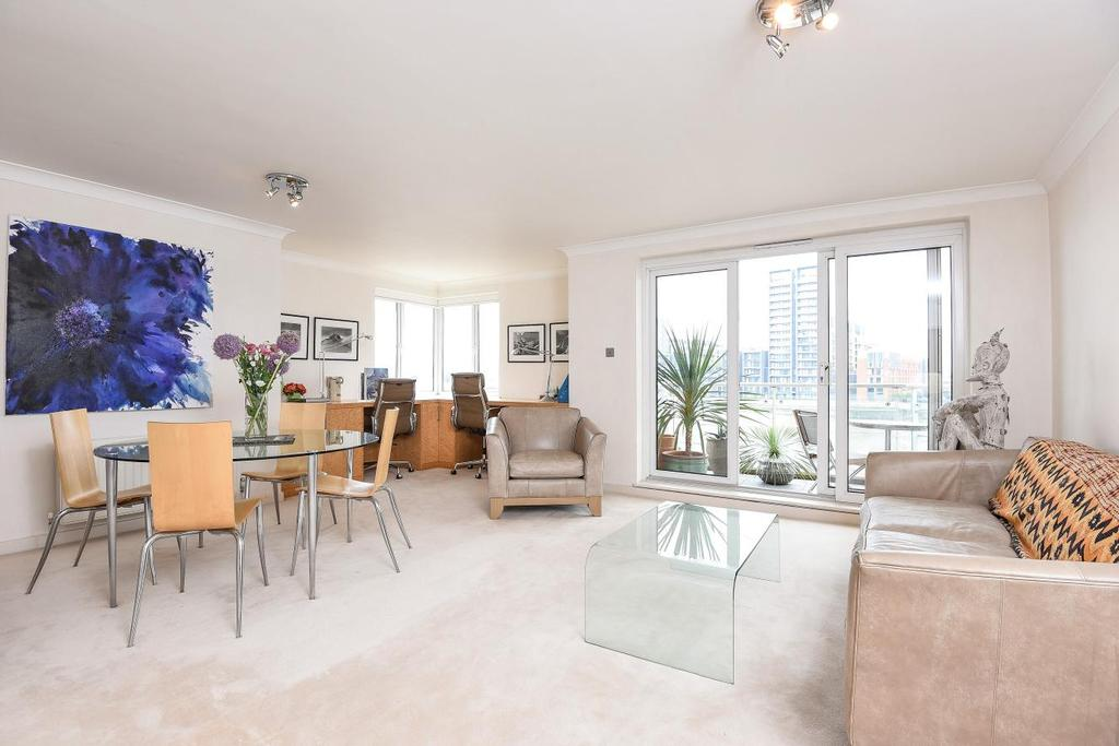 2 Bedrooms Flat for sale in Chatfield Road, Battersea