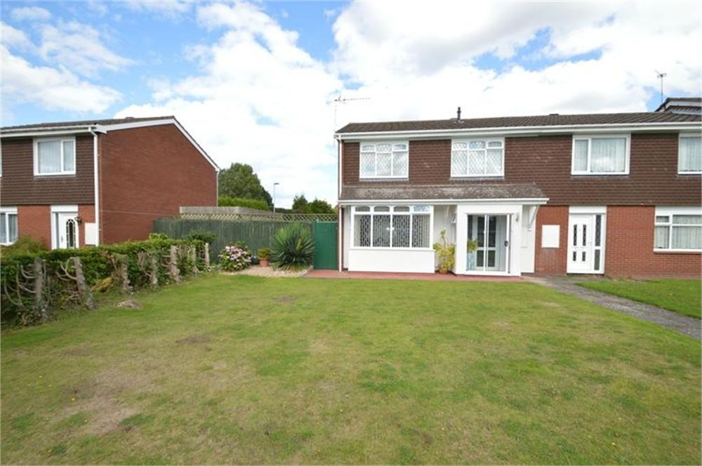 3 Bedrooms Semi Detached House for sale in Weaver Close, Brierley Hill, West Midlands