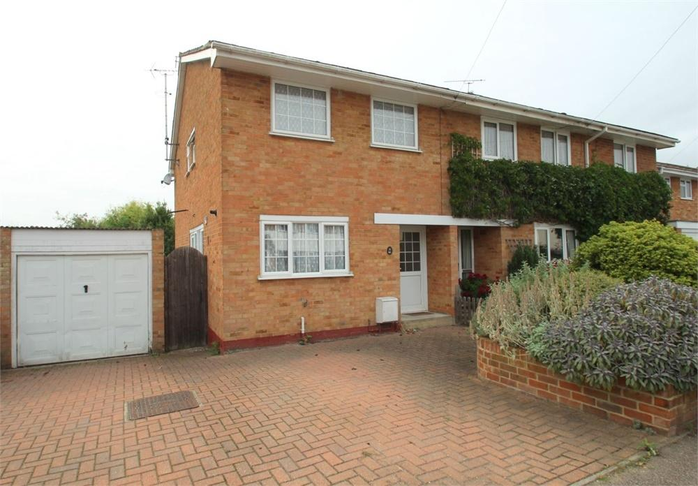 3 Bedrooms Semi Detached House for sale in Vine Road, Tiptree, COLCHESTER, Essex