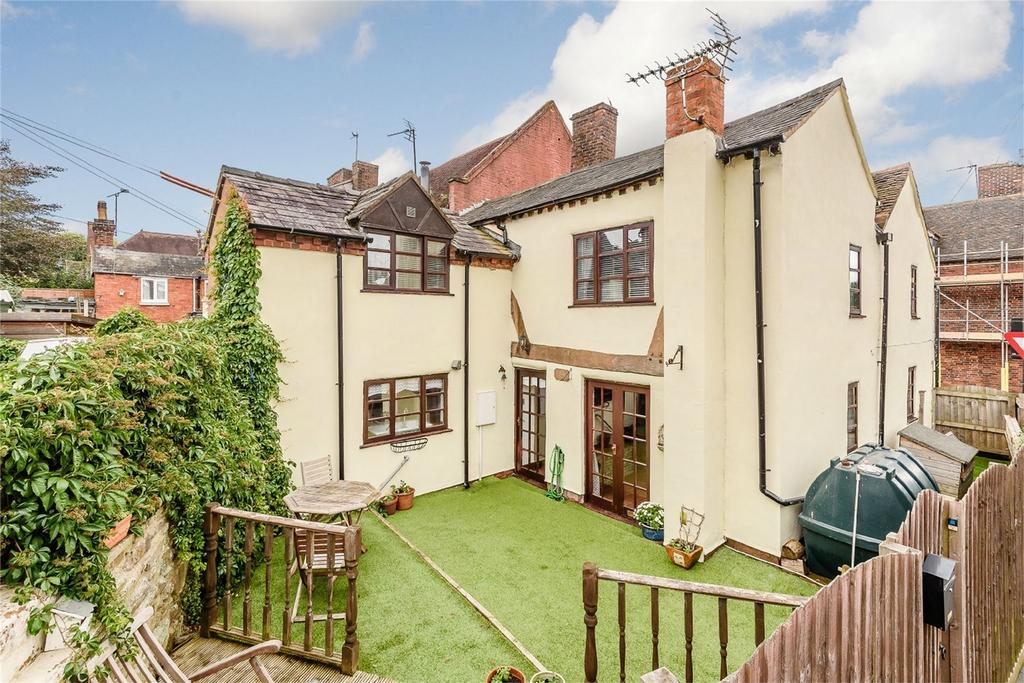 3 Bedrooms Semi Detached House for sale in High Street, Cleobury Mortimer, Kidderminster, Shropshire