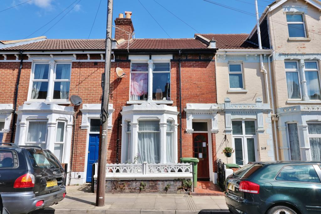 5 Bedrooms Terraced House for sale in Orchard Road, Southsea