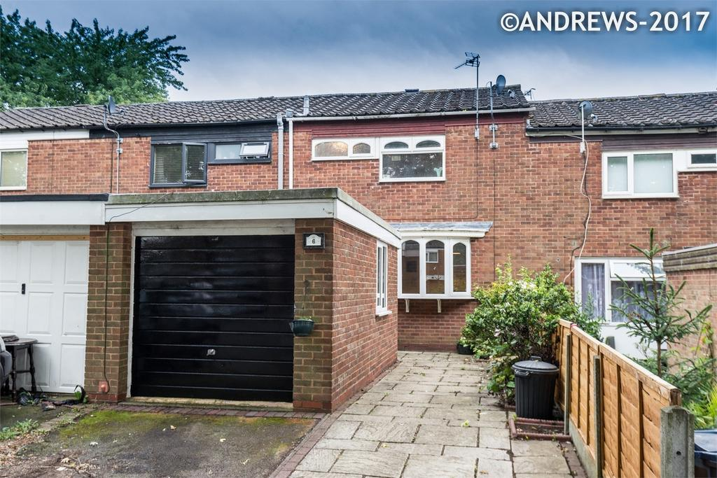 3 Bedrooms Terraced House for sale in West Mews, Great Barr, BIRMINGHAM