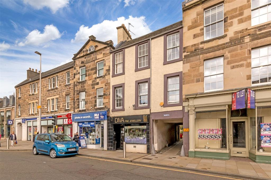 1 Bedroom Flat for sale in 79/1 High Street, Dalkeith, Midlothian, EH22