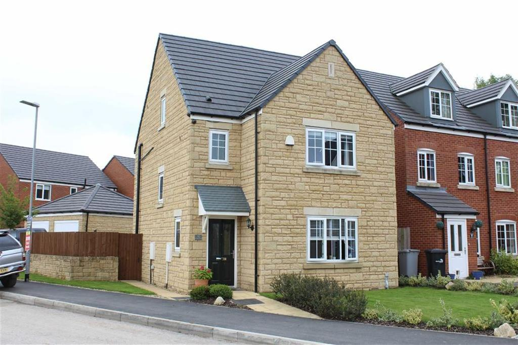 4 Bedrooms Detached House for sale in Duddy Road, Disley, Stockport, Cheshire