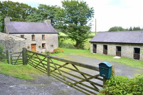 4 bedroom property with land for sale - Talgarreg, Llandysul, Carmarthenshire